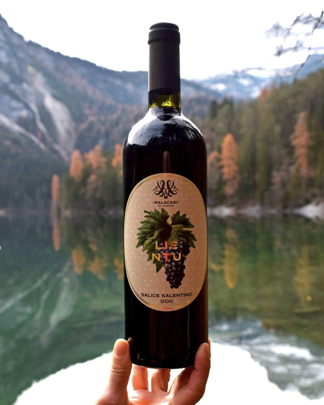 """""""Lientu""""… un vino che parla di saggia pazienza"""